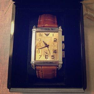 Emporio Armani AR1605 Classic Mens Quartz Watch